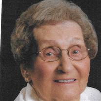 Margaret Anne (Slade) DeRuyter