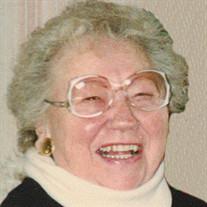 Mrs. Ruth Caroline La Budd
