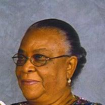 Mattie Ruth Siebert