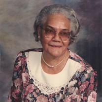 Mrs. Elberta Daye Jones