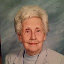 Mrs. Wilma Boyd Burry