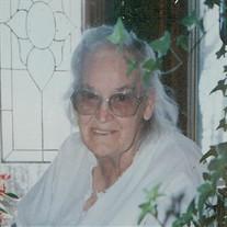 Hallie Mae Wharton