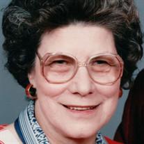 Olive Edna (Leavitt) Lawton