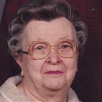 Mrs. Mary Huber
