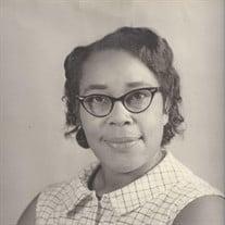 Mrs. Martha Thompson