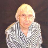 Violet Ione Tollefson