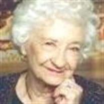 Claire Ann Stanley