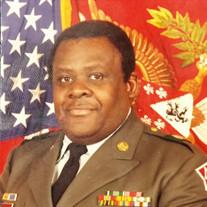 SSG (Ret) Harold Jones