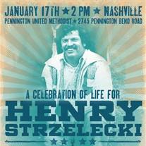 Henry Strzelecki