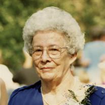 Mrs. Mary Ruth Johnson Kelley