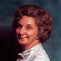 Mrs. Hazel Melton Woods
