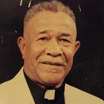 Superintendent Rufus James Williams