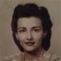 Agnes T. Denton