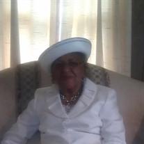 Mrs. Mary Bass