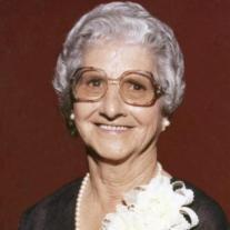 Edith Vivian Peltier Vicknair