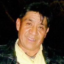 """Jose """"Poncho"""" Vasquez"""