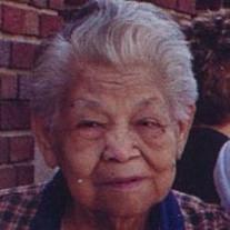 Mrs Guadalupe S. Garcia