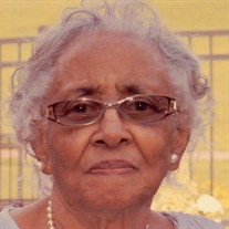 Mrs. Winnie Mae Thompson-Johnson