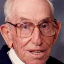 """Clarence  Eugene """"Red"""" Miller"""