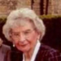 Elizabeth Mable Chilcote