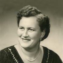 Marjorie E Monce
