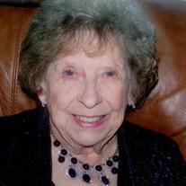 Mrs. Rosalie Baker Adams