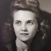 Betty Jeanne (Earl) Fast
