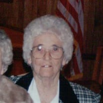 Miss Virginia Mary Anderson
