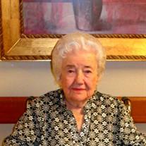 Mrs. Sophie Wehmeier