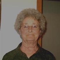 Faye Joan Patton