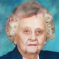 Mrs. Sophie W. Dochod
