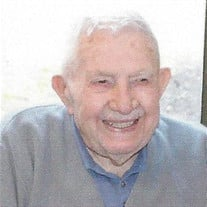 Donald Clayton Weld