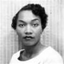 Mrs. Margie Lee Sherrill Foxx  Snelling