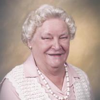 Angela Mary Toebben
