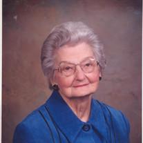 Martha Stanley Crusenberry