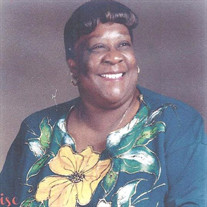 "Mrs. Dora Mae ""Big Mama"" Gregory"
