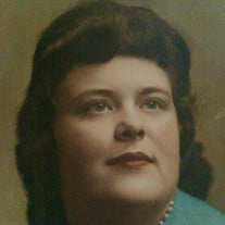 Mrs. Beverly Mae DeLong