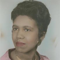 Mary Thomas Jones