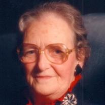 Claytie Estelle Mahaffey