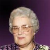 Martha A. Dewing