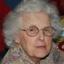 Mrs. Georgie Alice Steinman