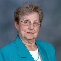 Edith G Hurren