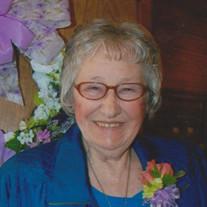 Margie Susan Tolley Clark