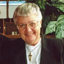 Sr. Loretta Beyer CSJ