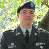 Sgt. Robert E. Monroy