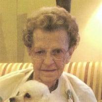Mrs. Elizabeth Peggy Allvord