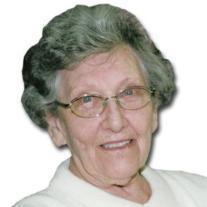 Mrs. Elaine  Cox (nee Myers)