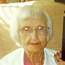 Mrs. Zelma Mae Delk Pilkington