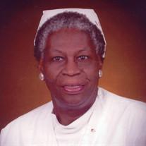 Mrs. Ida Bell Clark