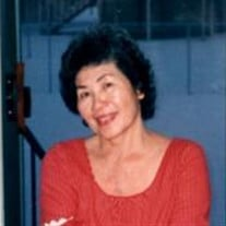 Eleanor Yoshiko DeCosta